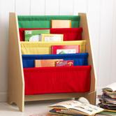 KidKraft Cotton Sling Bookshelf