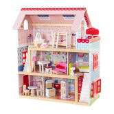 KidKraft Chelsea Dollhouse with Furniture