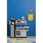 KidKraft Uptown Espresso Toy Kitchen