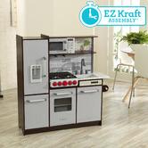 KidKraft Uptown Elite Espresso Play Kitchen