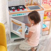KidKraft Kids' Boho Bungalow Play Kitchen Set