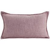 Nicholas Agency & Co Baker Rectangular Linen-Blend Cushion