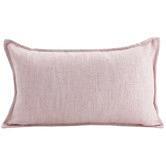 Nicholas Agency & Co Jixen Linen-Blend Lumbar Cushion
