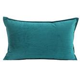 Nicholas Agency & Co Parker Velvet Lumbar Cushion