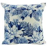 Nicholas Agency & Co Hamptons Square Linen-Blend Cushion