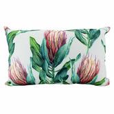 Nicholas Agency & Co Banksia Lumbar Outdoor Cushion