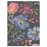 Brink & Campman Bluebellgray Kippen Floral Wool Blend Rug