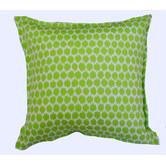 Bungalow Living Ikat Spot Outdoor / Indoor Cushion