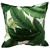 Bungalow Living Oasis Palm Outdoor Cushion