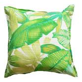 Bungalow Living Rainforest Gold Indoor Outdoor Cushion