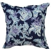 Bungalow Living Blue Bali Outdoor Cushion
