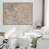 Alcove Studio Marramarra Canvas Wall Art