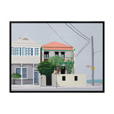Alcove Studio Parnell Place Canvas Wall Art