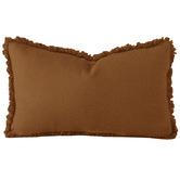 Bambury Zoey Rectangular French Flax Linen Cushion