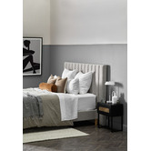 Bambury Pickett Velvet Cushion