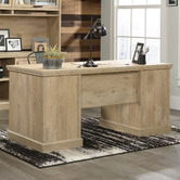 South West Living Light Timber Astrid Executive Desk