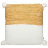 J. Elliot Calgary Knitted Pom Pom Cushion