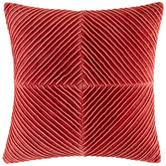 Kas Milano Velvet Cushion