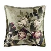 Kas Sage Ana Linen-Blend Cushion