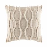 Kas Zulu Cotton-Blend Cushion