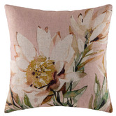 Kas Dendro Linen-Blend Cushion