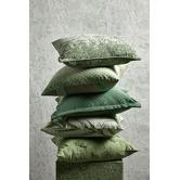 Kas Hafla Boucle & Chain Cotton Cushion
