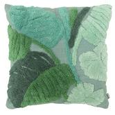 Kas Monsteria Cotton Cushion