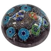 Kenjasper Tulip Round Ball Glass Paperweight