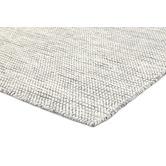 Lifestyle Floors Grey Skandi Hand-Woven Wool Rug