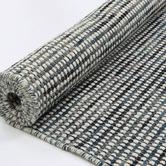 Lifestyle Floors Teal Skandi Reversible Wool-Blend Rug