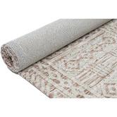 Lifestyle Floors Rust Glenroy Hand-Tufted Rug