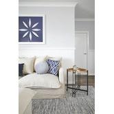 Lifestyle Floors Blue Skandi Reversible Wool Rug