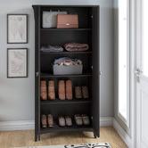 Corner Office Athena Storage Cabinet