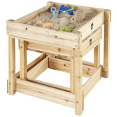 Plum Sand and Water Table