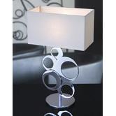 Fabrizia Lighting Diasola Table Lamp- White