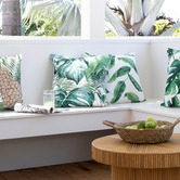 Zaab Homewares Holiday Daydream Outdoor Cushion