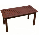 Woodlands Outdoor Furniture Pablo Coffee Table