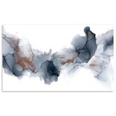 Our Artists' Collection Fire & Ice Abstract Printed Wall Art