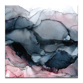 Our Artists' Collection Midnight Mountains Printed Wall Art