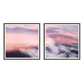 Our Artists' Collection 2 Piece From Above Printed Wall Art Set