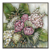Our Artists' Collection Passionfruit & Pomegranate Spritz Printed Wall Art