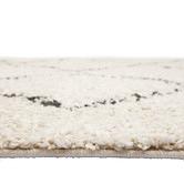 Atlas Flooring Ivory Nadia Diamond Rug