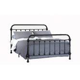 Rawson & Co Black Carter Metal Bed Frame