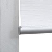 Home Living White Sunshade Roller Blind