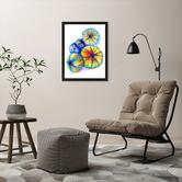 Americanflat Urchins Printed Wall Art