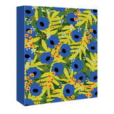Americanflat Tropical Floral Printed Wall Art