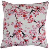 Rovan Cherry Blossom Cotton Cushion