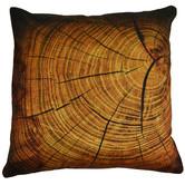 Rovan Log Cotton Cushion