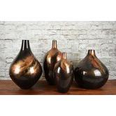 Rovan Rustic Patras Rounded Vase