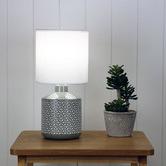 Zander Lighting Jameson Ceramic Table Lamp
